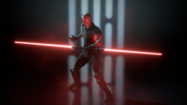 Maul with Robotic Legs