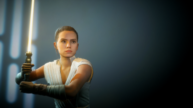 Rey Face Touch up (Updated)