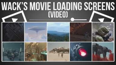 Wack's Movie Loading Screens (video)