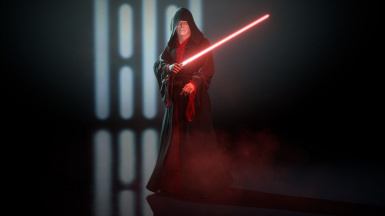 Palpatine Sith Eternal skin pack by K3nw4y