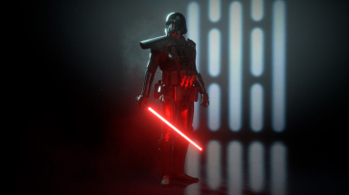 General Luke Skywalker skin pack with a Deathtrooper variation