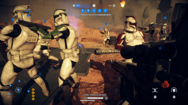 AI clones with Phase 1 ranks - With Ortho's 4K Clone legions