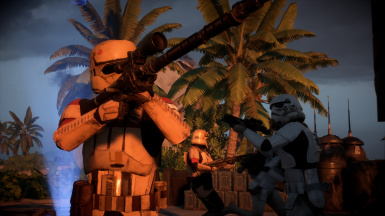 Accurate OT AIs - Scarif Stormtroopers