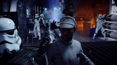 Accurate OT AIs - Death Star officers in... Death Star
