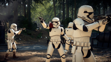 Accurate ST AIs - Stormtrooper Officers