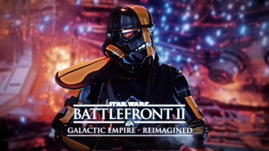 The Galactic Empire - Reimagined