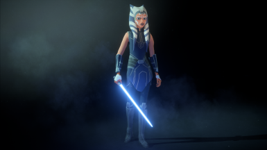Ahsoka Tano (ALPHA) by Fulcrum1313