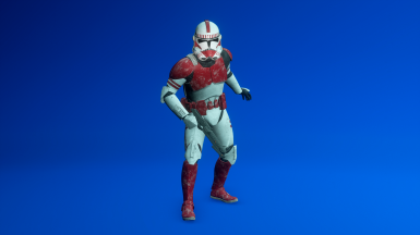 In-game Blue Frontend