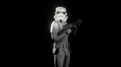 The Clone Wars Season 7 Stormtroopers - currently doesn't work
