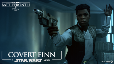 Covert Finn - A Star Wars Mod