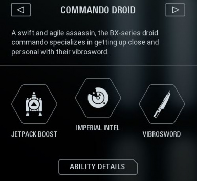 Pre Vizsla (Commando Droid Replacer) with Erni7777 model