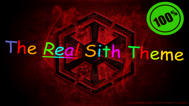 The REAL Sith Theme