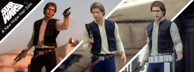 A New Hope Han Solo