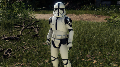First Order Redesigned