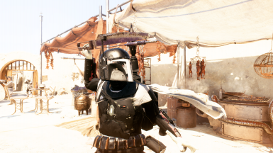 The Empire's Mandalorian