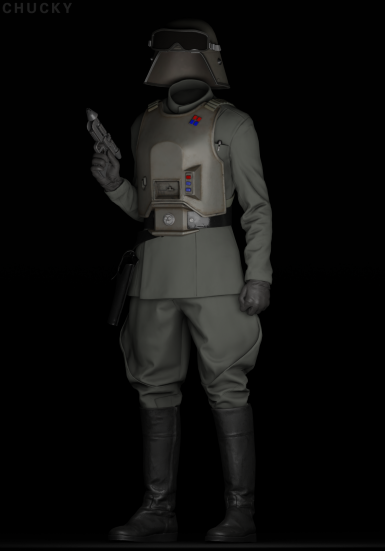 Imperial Officer [Armour]