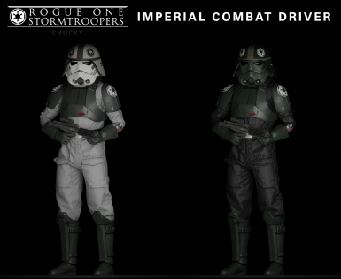 Imperial Combat Drivers