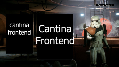 Cantina Frontend