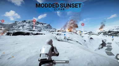 Map - HOTH - No Sunset