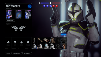 Elite ARC Troopers for Instant Action