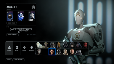 First Order - Commando Droid Skin Swap