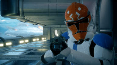 Clone Trooper Improvements Alpha