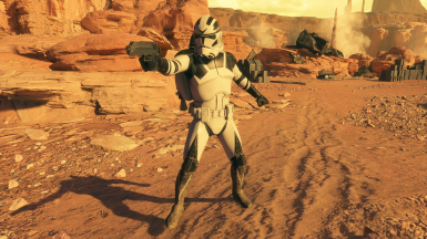 Updated Clone Jet Trooper Pack