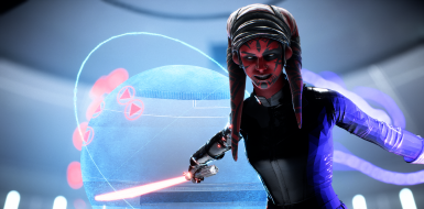 Darth Talon Arcade