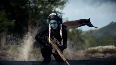Twi'lek Specialist Bae MP compatible