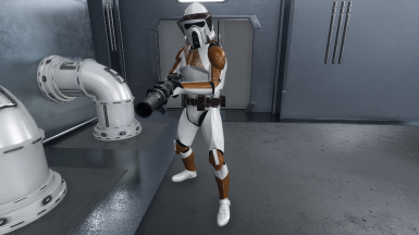 Camoless Clone Troopers
