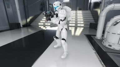 Camoless Clone Commando