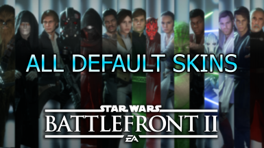 All Default Skins
