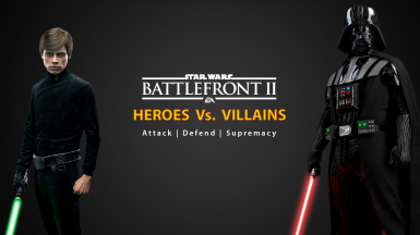 Heroes Vs. Villains (Attack Defend Supremacy)