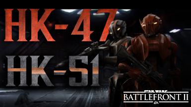 HK-47 and HK-51