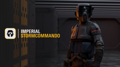 Imperial Stormcommando - Appearance
