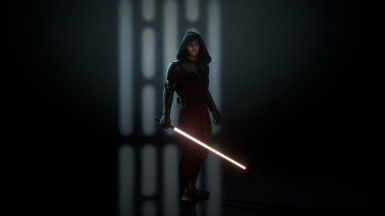 Sith Acolyte skin for Luke