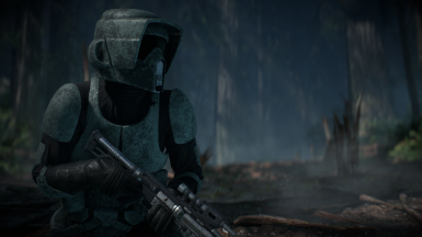 Tactical Scout Trooper