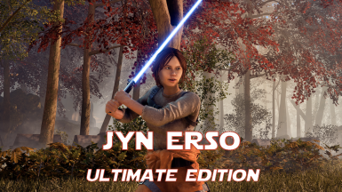 Jyn Erso - Ultimate Edition