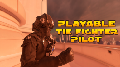 TIE Fighter Pilot Mod