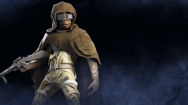 Bossk - Lothal Disguise