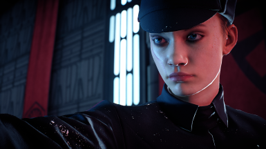 First Order Officer Retouch