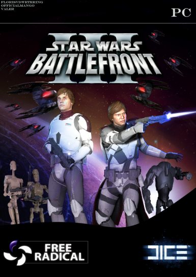 Battlefront 3 Clone Wars Overhaul