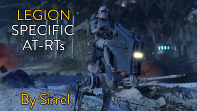 Legion Specific AT-RTs