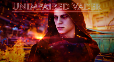 Unimpaired Vader (UPDATED)