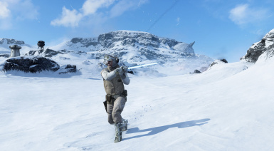 Luke Hoth Outfit
