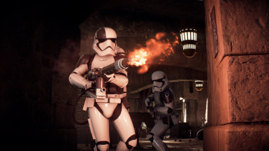 First Order Executioner Stormtroopers