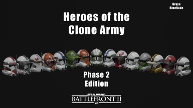 Heroes of the Clone Army (Phase 2 Edition)