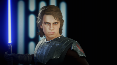 Before (Hair in all screenshots is from Improved Hair Color for Some Heroes)