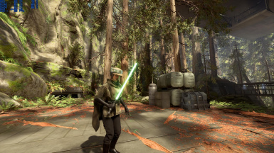 Luke -Endor Outfit- Updated