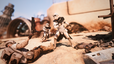 Imperial arc trooper UPDATED